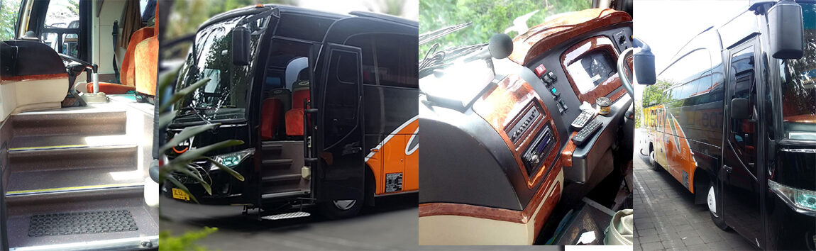 rental bus in bali
